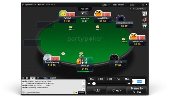 Cashgamebord