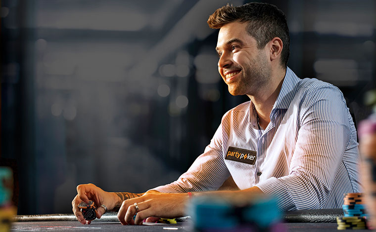 Richard Dubini team partypoker